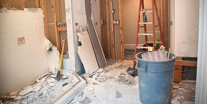 Уборка после ремонта клининговой компанией